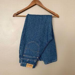 Lee Vintage Tapered Leg High Waist Mom Jeans 25